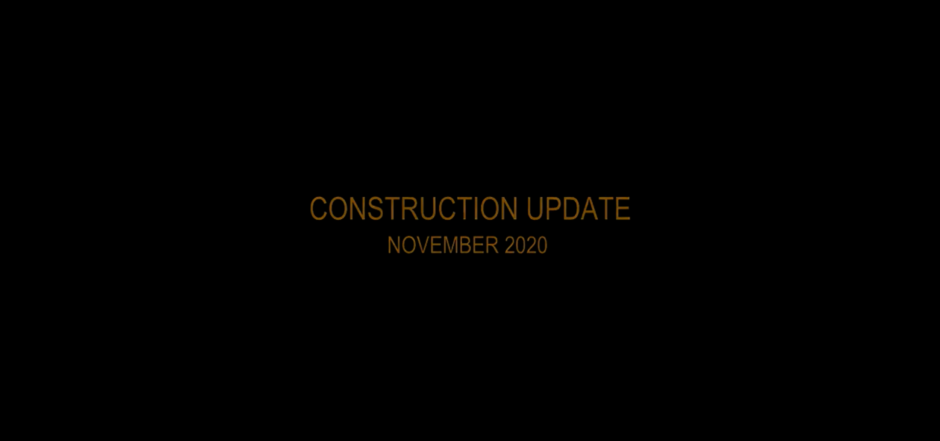 Scenario New Capital – Construction Progress